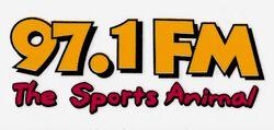 KYAL 97.1 FM The Sports Animal