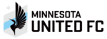 Minnesota United FC logo (alternate, with wordmark)