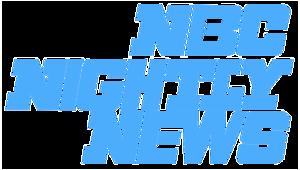 NBC Nightly News 1972-1