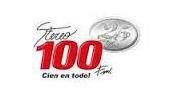 Radio Stereo 100 fm logo