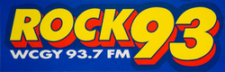 WCGY FM Lawrence 1992