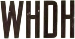 WHDH FM Boston 1950