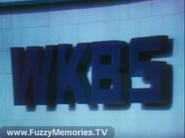 WKBS-TV 1965 Sign
