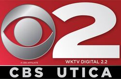 WKTV-DT2 CBS Utica