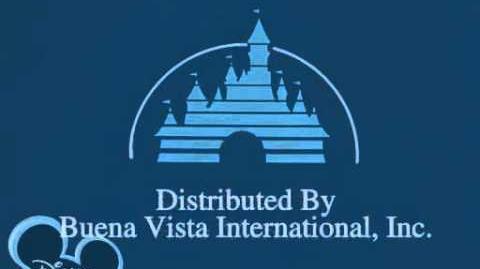 Walt Disney Television And Buena Vista Television International Logos
