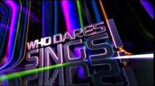 Who Dares Sings logo