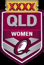 XXXX QRL Women Logo (2013-2014)