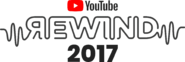 YouTube Rewind 2017 Logo