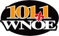 101.1 WNOE logo.jpg