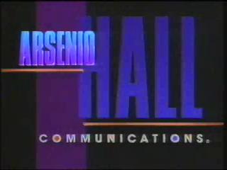 Arsenio Hall Communications