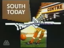 BBC South Today 1980s