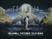 Columbia Pictures Television 1992 Open Matte version
