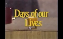 Days Of Our Lives Close From March 28, 1985