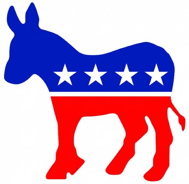Democratic Party United States Logopedia Fandom Powered By Wikia