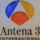 Logo Antena 3 Internacional 1995