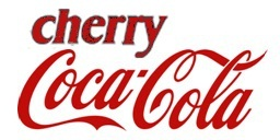 Logo Cherry Coca-Cola