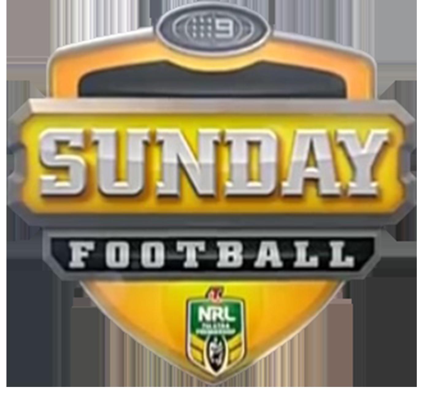 Sunday Football Nrl Nine Network Logopedia Fandom