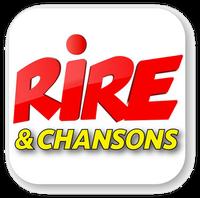 Rire & Chansons logo 2012