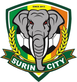 Surin City 2013