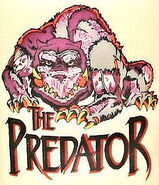 The Predator (Darien Lake) logo
