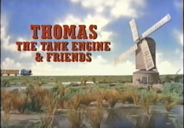 image - thomas the tank engine and friends logo | logopedia