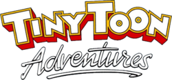 Tiny Toon Adventures logo