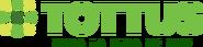 Tottus Chile logo 2007 con eslogan 2012-present