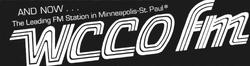WCCO Minneapolis 1976