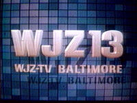 WJZ Baltimore 1988