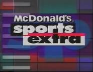 WUAB 43 McDonald's Sports Extra 1994 a