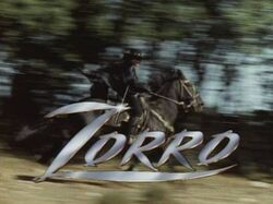 Zorro (1990) Titles
