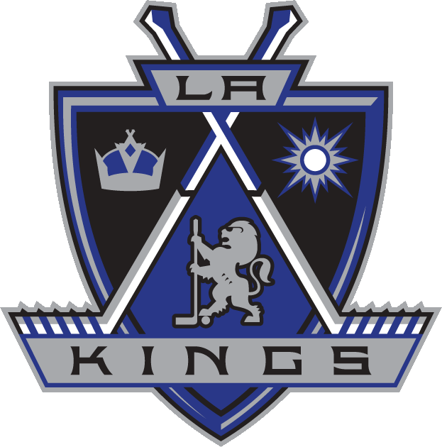 1998 LA Kings Logo