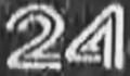 24 канал (г. Москва) (1994-1999, чёрный, без надписи)