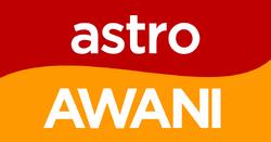 Astro awani flat logo