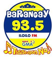 Barangay935iloilologo