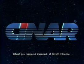 Cinar 1995 logo
