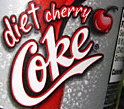 Diet Cherry Coke 2002