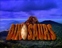 Dinosaurs TV logo