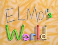 Elmo's World logo