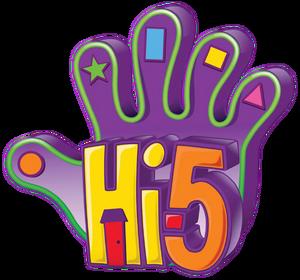Hi-5 house logo official