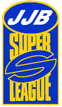 JJB Super League 1998 logo
