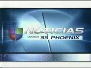 Ktvw noticias univision 33 phoenix bump-in package 2001
