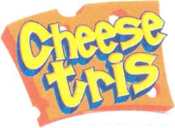 Logo cheese tris 2003
