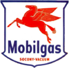Mobilgas logo 1952
