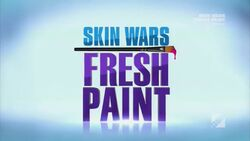 Skin Wars Fresh Paint 2016