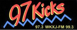 WKXJ 97.3 97 Kicks