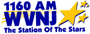 WVNJ - The Station Of The Stars - 1993 -December 16, 1999-