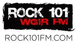 101.1 WGIR-FM Rock 101