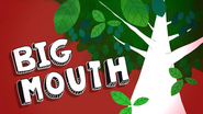 Big Mouth title card