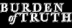 Burden of Truth. logo